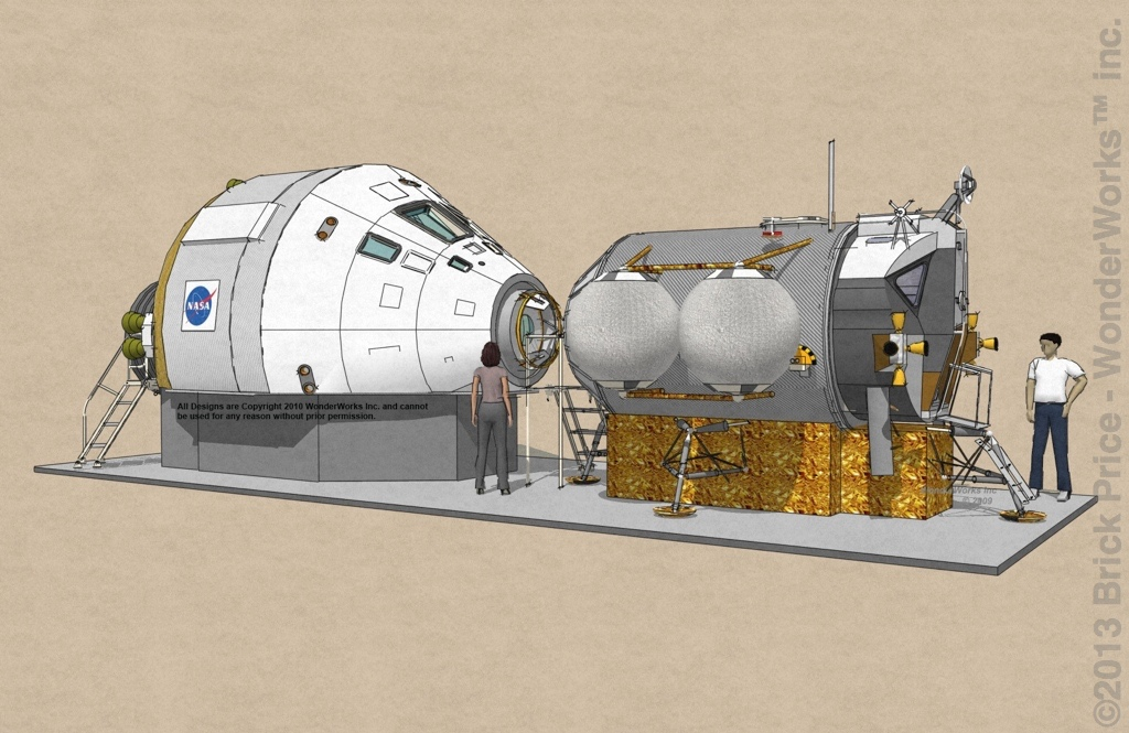 SPACE CRAFT CAPSULE RENTAL/CONSTRUCTION Serving Aerospace